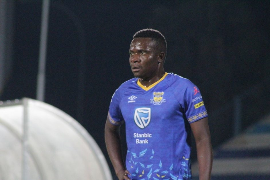 Galabgwe Moyana of Township Rollers